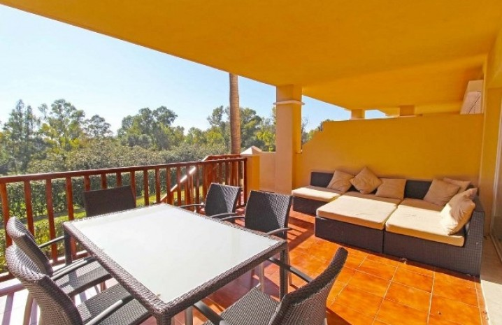 Apartment en Atalaya Golf