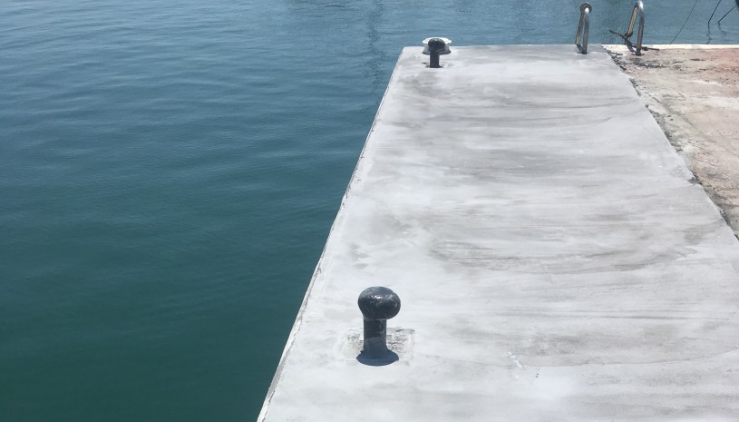 Restoration of the piers in Puerto Banus - 6 - homeandhelp.com