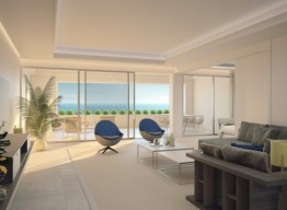 Beachfront Penthouse in Estepona - homeandhelp.com