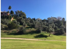 Frontline Golf Plot In Mijas - homeandhelp.com