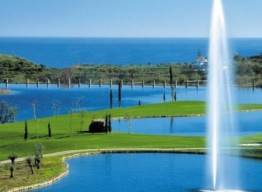 Frontline Golf Plot in Los Flamingos - homeandhelp.com