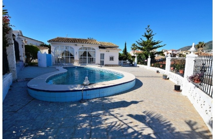 1 Level Villa In Arroyo De La Miel - 1 - homeandhelp.com