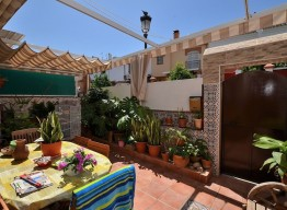 Renovated Townhouse In Arroyo De La Miel - homeandhelp.com