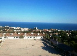 Penthouse With Sea Views In Benalmadena Pueblo - homeandhelp.com