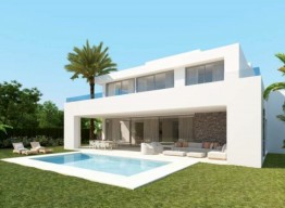 La Finca de Marbella 2 - Plot With 2 Villas In Rio Real - homeandhelp.com