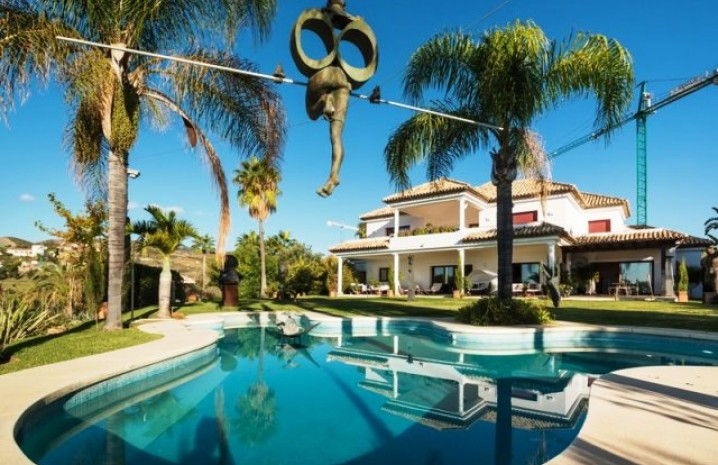 Renovated Villa in Benahavis - 1 - homeandhelp.com