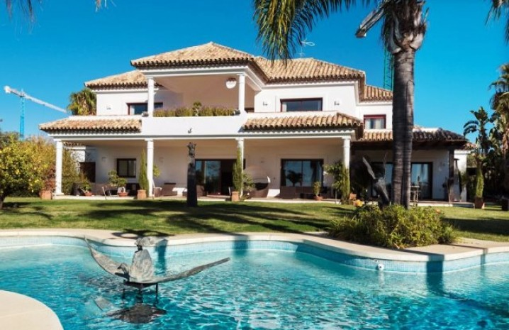 Renovated Villa in Benahavis - 2 - homeandhelp.com