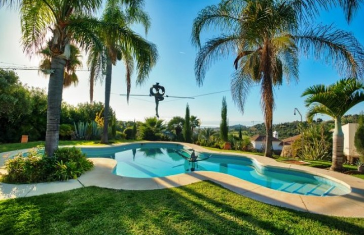 Renovated Villa in Benahavis - 8 - homeandhelp.com