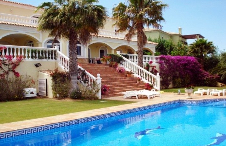 Traditional Villa in Sotogrande