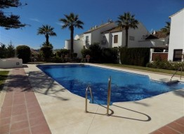 Frontline Golf Townhouse in Mijas - homeandhelp.com
