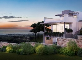 Townhouses and Villas in Cabopino - homeandhelp.com