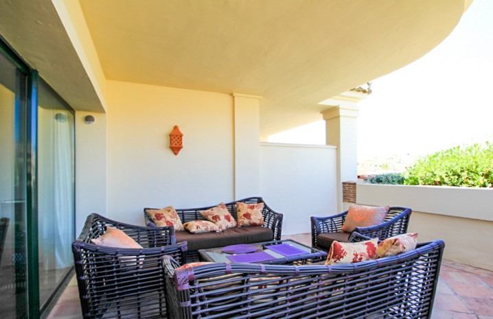2 Bedroom Ground Floor Apartment in Capanes del Golf - 19 - homeandhelp.com