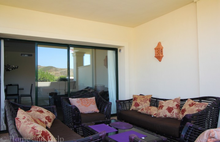2 Bedroom Ground Floor Apartment in Capanes del Golf - 15 - homeandhelp.com