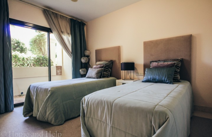 2 Bedroom Ground Floor Apartment in Capanes del Golf - 12 - homeandhelp.com