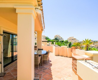 3 Bedroom Apartment in Capanes del Golf - homeandhelp.com