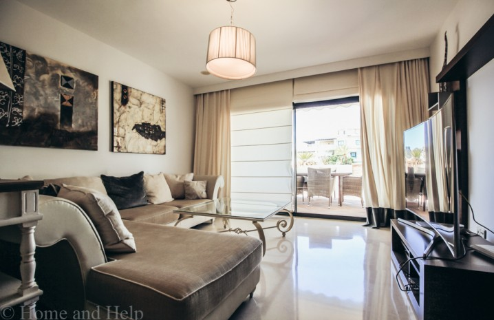 3 Bedroom Apartment in Capanes del Golf - 4 - homeandhelp.com
