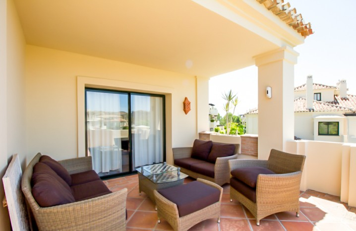 3 Bedroom Apartment in Capanes del Golf - 3 - homeandhelp.com
