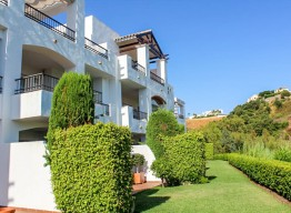 Ground Floor Apartment in Los Arqueros - homeandhelp.com
