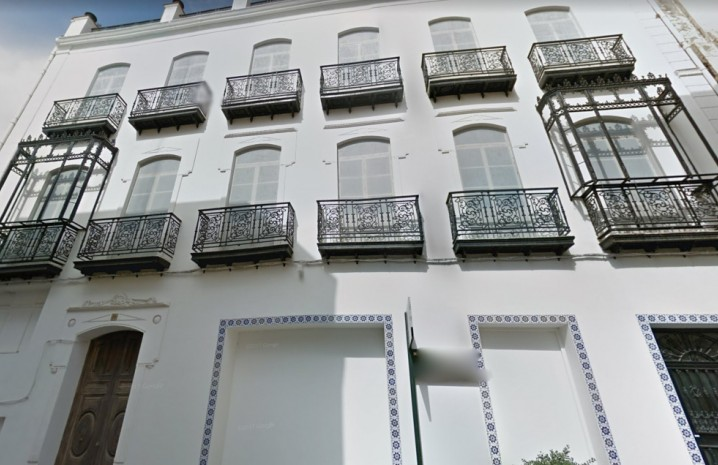 Plot with Historical Building in the Center of Algeciras - 4 - homeandhelp.com