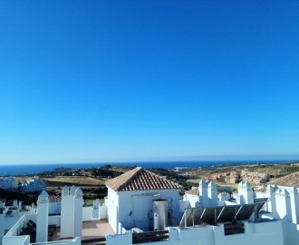 Penthouse with Sea Views in Valle Romano - homeandhelp.com