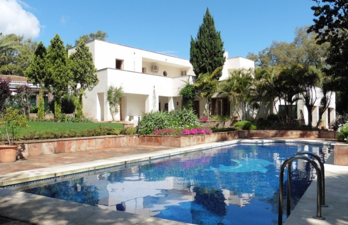 Villa in Sotogrande Costa - 1 - homeandhelp.com